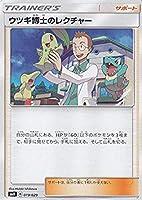 ポケモンカードゲーム SMN 019/029 ウツギ博士のレクチャー サポート デッキビルドBOX TAG TEAM GX
