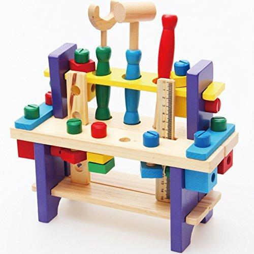 大工さんごっこができる、子ども向けの工具のおもちゃセットのおすすめは?