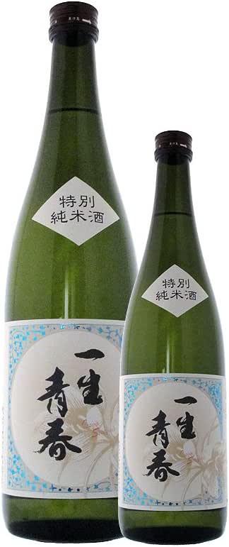一生青春 特別純米 (1800ml)