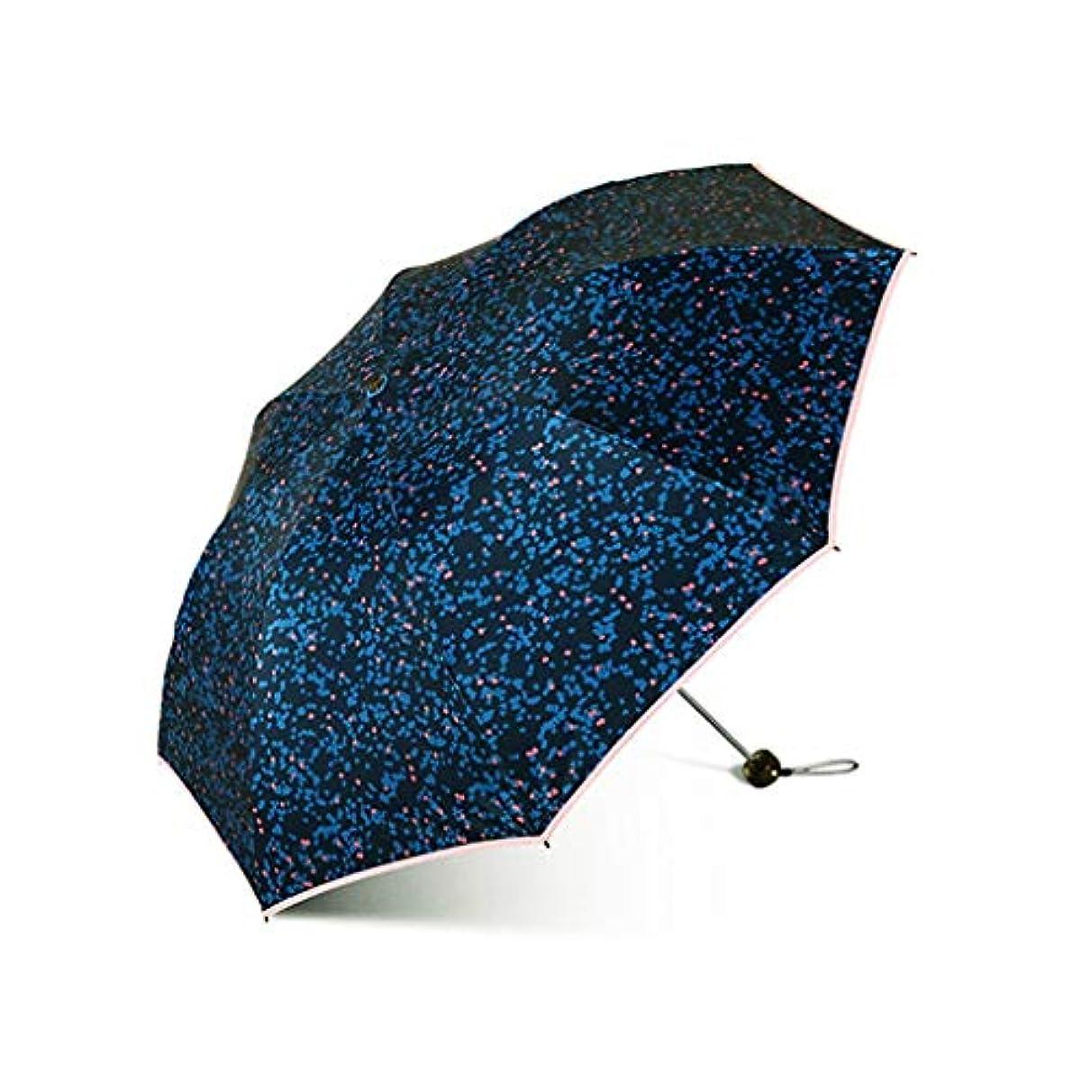 筋本当に分解するPy 傘太陽傘抗UV傘デュアルユース折りたたみ傘小さな新鮮な