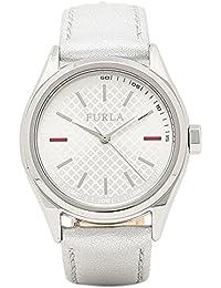 5a7d0c43386a [フルラ] 腕時計 レディース FURLA R4251101504 シルバー/メタリックシルバー [並行輸入品]