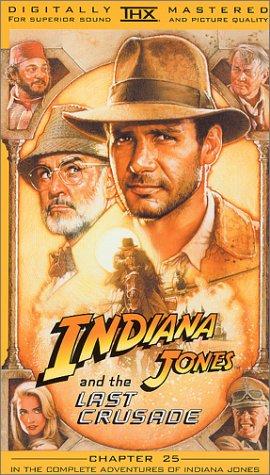 インディ・ジョーンズ 最後の聖戦〈THX版〉【字幕版】 [VHS]の詳細を見る