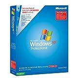 【旧商品/サポート終了】Microsoft  Windows XP Professional Service Pack 2 アップグレード版