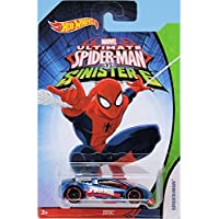Hot Wheels ホットウィール MARVEL スパイダーマン SPAIDERMAN ミニカー BLVDBRUISER