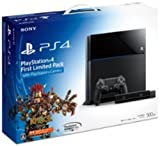 SCE PlayStation 4 プレイステーション4(PS4) First Limited Pack with PlayStation Camera CUHJ-10001の画像