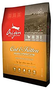 オリジン (Orijen) キャット&キティ 2.27kg