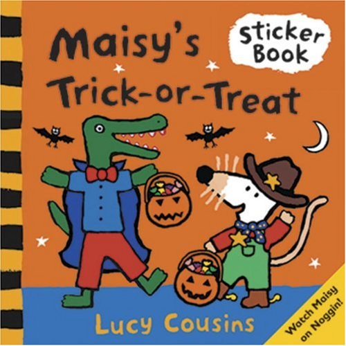 Maisy's Trick-or-Treat Sticker Bookの詳細を見る