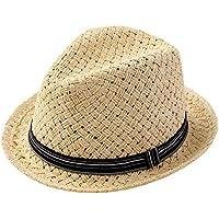 D.fesense(ディーフェセンス) ペーパー中折れ帽子/ 50cm /ベージュ AP909834350