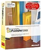 【旧商品/サポート終了】Microsoft  Office Publisher 2003 アカデミック
