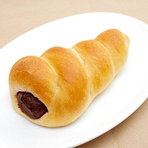 低糖質コロネ 8個(低糖工房)糖質制限やダイエットにおすすめ! (糖質89% オフ チョココロネ 65g×8個)