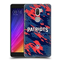 オフィシャル NFL カモフラージュ ニューイングランド・ペトリオッツ ロゴ ハードバックケース Xiaomi Mi 5s Plus