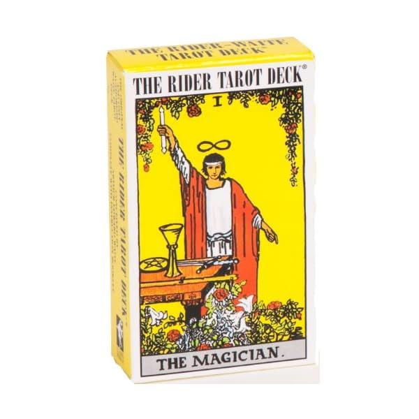 The Rider Tarot Deckの商品画像