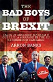 The Bad Boys of Brexit: Tales of Mischief, Mayhem & Guerrilla Warfare in the EU Referendum Campaign (English Edition)