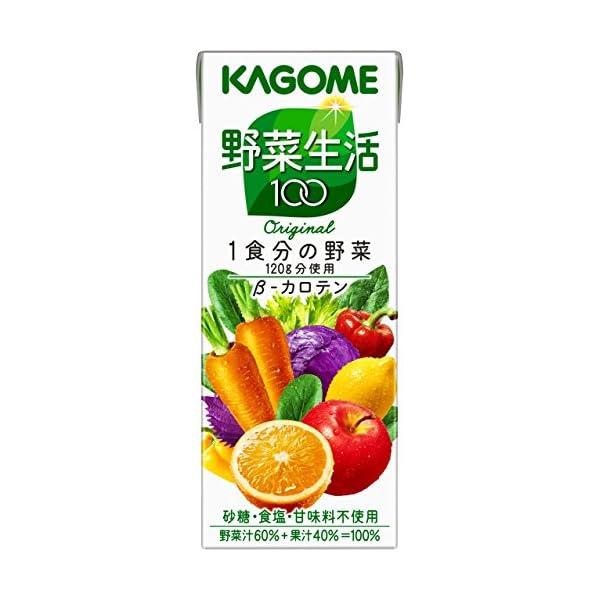 カゴメ 野菜生活100オリジナルの紹介画像14