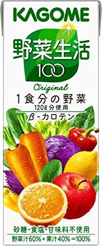 「野菜生活100シリーズ」
