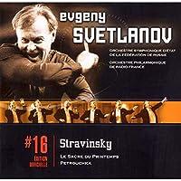 Stravinsky: Rite of Spring / Petrushka