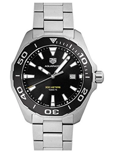 タグ・ホイヤー メンズ腕時計 アクアレーサー WAY101A...