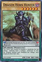 Yu-Gi-Oh! - Dragon Horn Hunter (DUEA-EN000) - Duelist Alliance - Unlimited Edition - Super Rare