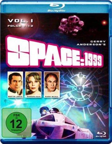 SPACE: 1999 ( Mondbasis Alpha 1 ) Vol.1 Folge 1-12