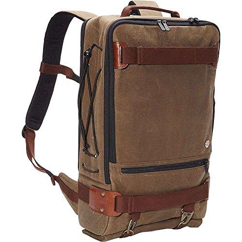 (トーケン) TOKEN メンズ バッグ バックパック・リュック Waxed Dekalb Backpack 並行輸入品