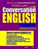 Preston Lee's Conversation English Lesson 1 - 20 Global Edition (British Version)