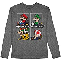 Jumping Beans Boys 4-12 Mario Kart Players Graphic Tee Boys 4-12
