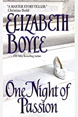 One Night of Passion (The Danvers Book 1) Kindle Edition