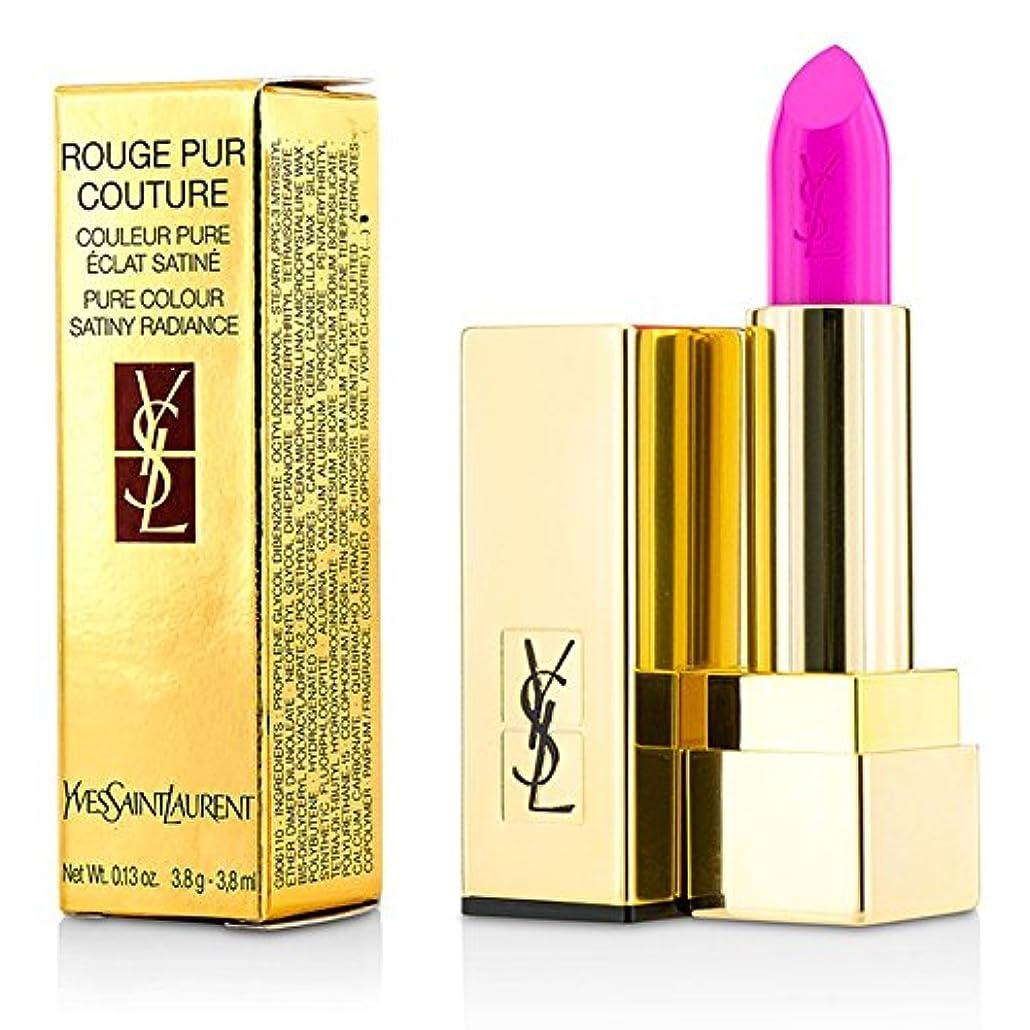 騒々しい息を切らして大量イヴサンローラン ルージュ ピュールクチュール - # 49 Tropical Pink/Rose Tropical 3.8g/0.13oz並行輸入品