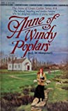 「Anne of Windy Poplars (Anne Shirley Series # 4) (English Edition)」のサムネイル画像