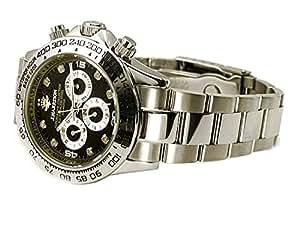 最強のパフォーマンス!機械式 時計 8石天然ダイヤモンド [ J.HARRISON ] 自動巻 腕時計 メンズ 紳士 誕生日プレゼント
