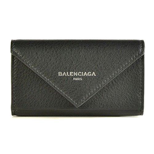 BALENCIAGA(バレンシアガ) ペーパー PAPIER KEY CASE ユニセックス 6連キーケース 499204 DLQ0N 1000 [並行輸入品]