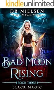 Bad Moon Rising 3巻 表紙画像