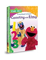 Preschool Is Cool: Counting With Elmo [DVD] [Import]