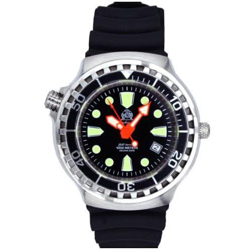 [トーチマイスター1937]Tauchmeister1937 腕時計 ドイツ製重厚1000M防水ドイツ戦艦軍用自動巻ダイビングT0245 (並行輸入品)