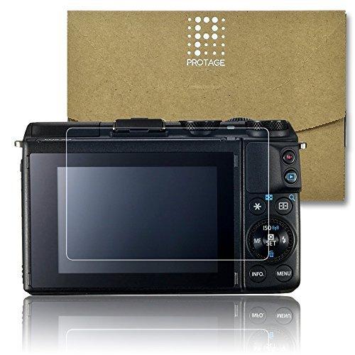 Canon EOS M10 / M5 / M3用 ガラスフィルム ガラス 製 フィルム 液晶保護フィルム 保護フィルム 液晶プロテクター キヤノン イオス M10 / M5 / M3