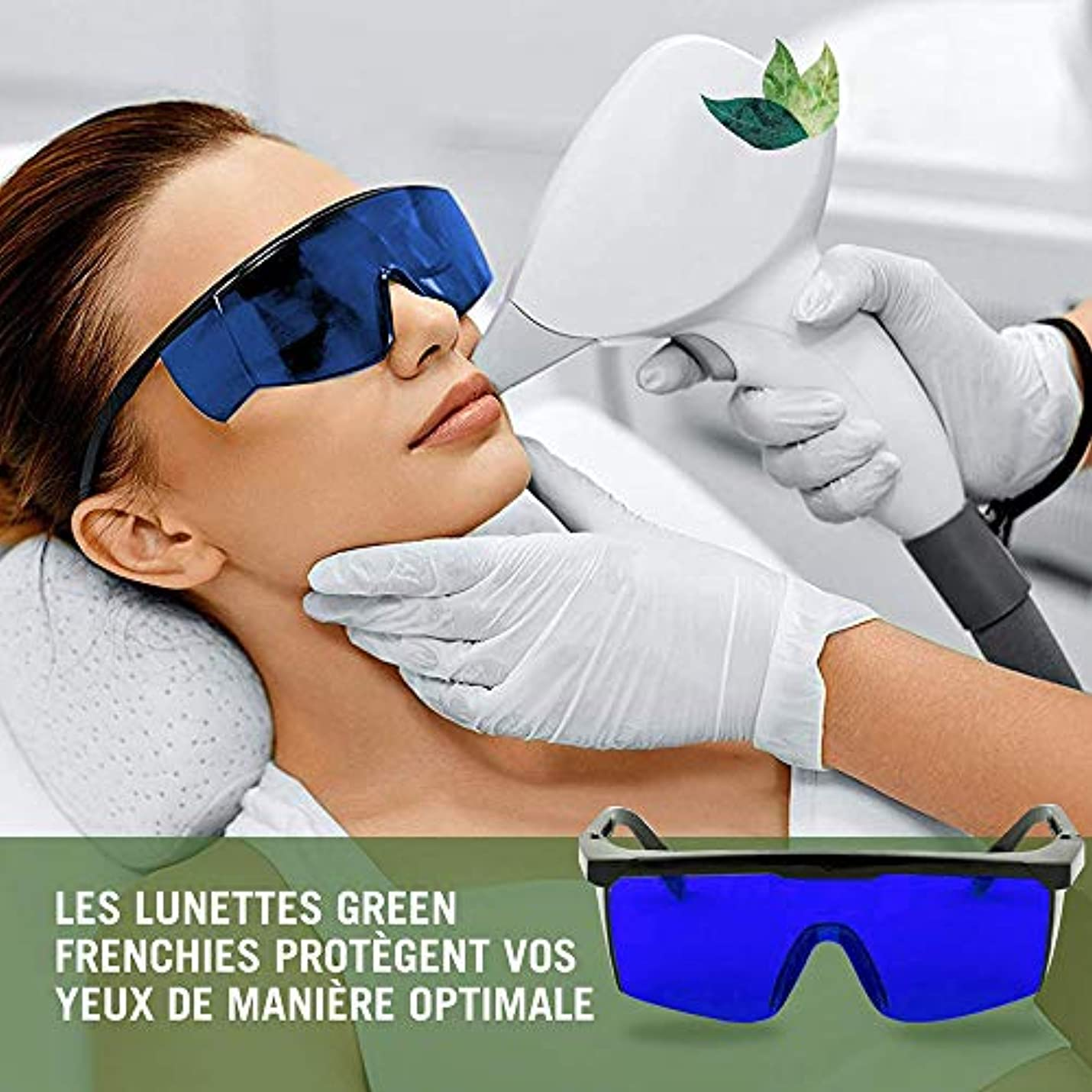 チーズめ言葉ベッツィトロットウッドaomashangmao 2019レーザー脱毛およびパルス光用保護メガネ