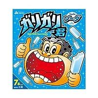 赤城 ガリガリ君ソーダマルチ 63ml×7×7個 【冷凍】(2ケース)