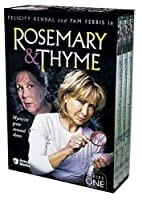 Rosemary & Thyme: Series One [DVD] [Import]