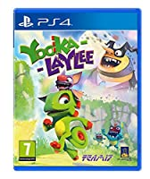 Yooka-Laylee PS4 Game