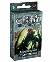 Call of Cthulhu The Card Game: Aspirations of Ascension Asylum Pack (Living Card Games)