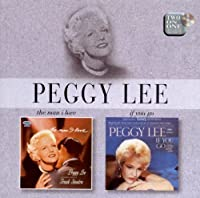 The Man I Love / If You Go by Peggy Lee (2008-01-01)