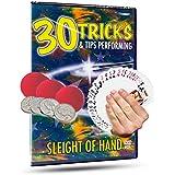 [マジック メーカー]Magic Makers 30 Tricks & Tips Performing Sleight of Hand DVD magicmakers6435 [並行輸入品]