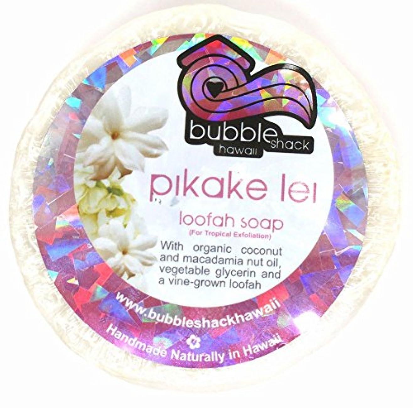 レトルトパトロールスペインハワイアン雑貨/ハワイ 雑貨【バブルシャック】Bubble Shack Hawaii ルーファーソープ(ピカケレイ) 【お土産】