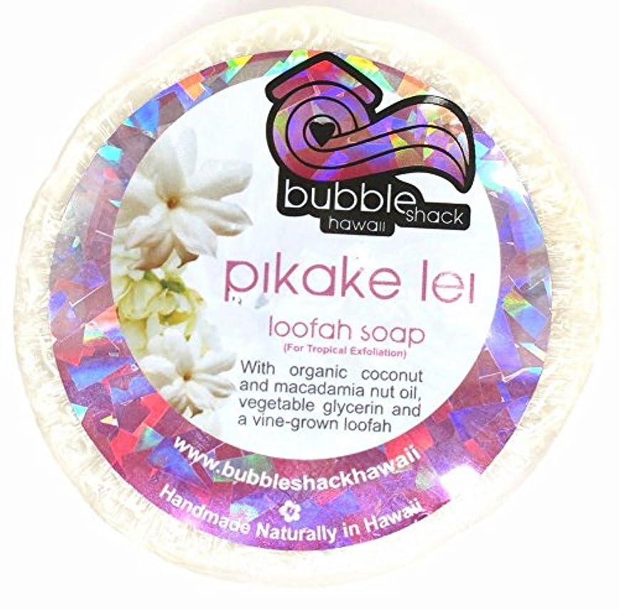 ハワイアン雑貨/ハワイ 雑貨【バブルシャック】Bubble Shack Hawaii ルーファーソープ(ピカケレイ) 【お土産】