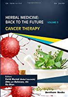 Herbal Medicine: Back to the Future: Volume 3, Cancer Therapy