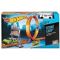 Hot Wheels City Stunt & Loop Trackset [並行輸入品]