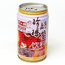 台湾のタピオカ入りミルクティー 24缶