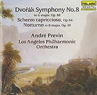 Symphony 8 / Scherzo Capriccioso / Notturno