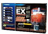 TOMIX Nゲージ 90153 ベーシックセットEX DD51旧型客車・貨車列車