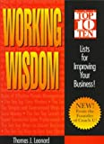 Working Wisdom: Top 10 Lists for Improving Your Business 画像